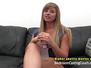 Educator Buttfuck and Domestic Ejaculation Audition