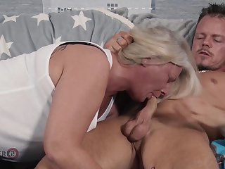 my aunt begs me to bang her! - high-quality porn 1080p