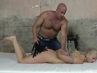 Spanking gives a original level of sexual pleasure for duteous Katy Ambiance