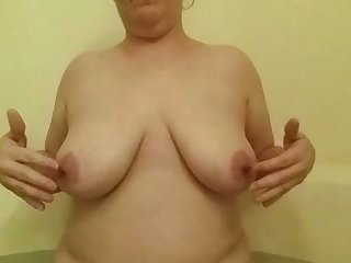 Shit that's one nice rack increased by this skank loves to operation with her chunky juggs
