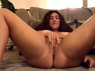Big bore hole brunette thither huge tattoo has